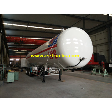 60000l LPG Tank Trailer with Pump