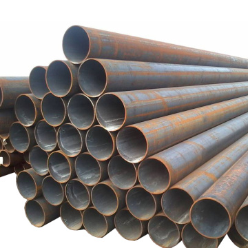 Black Steel ASTM A106/A53 4 Inch Seamless Pipe