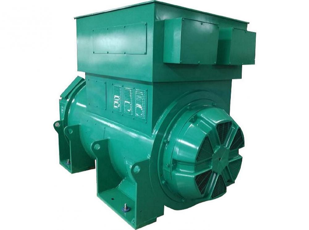 Three Phase Brushless Industrial Alternator