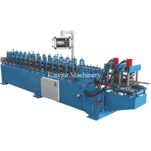 Perforated Steel Shutter Door Roll Forming Machine