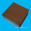 1.5 inch thick white/black/colored pom acetal sheet