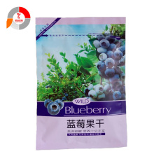 Dired Food Packing Bag with Clear Window