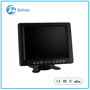 "8"" TFT LCD Color Monitor"
