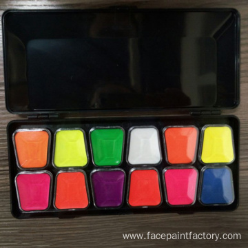 FDA Approved Children Make Up Face Painting Kit