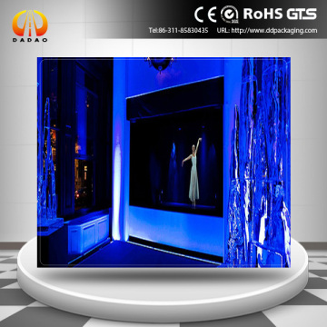 transparent front projection film 6 meters