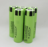 cree flashlight battery Panasonic 18650BE