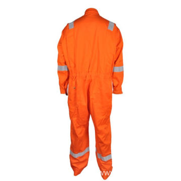 flame resistant oil rig mens nylon coveralls