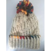 Free sample for Jacquard Knitting Hat Jacquard  Fashion Winter Knitting  Hat supply to South Korea Manufacturer