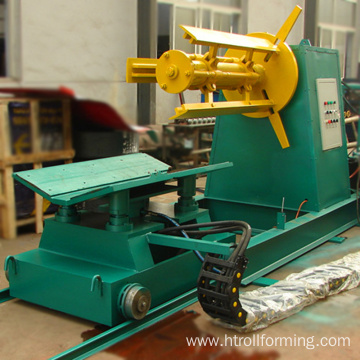 China supplier 5 ton hydraulic decoiler machine design