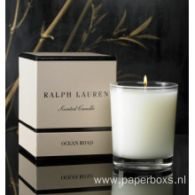 Luxury Two pieces Premium Quality Rigid Candle Box