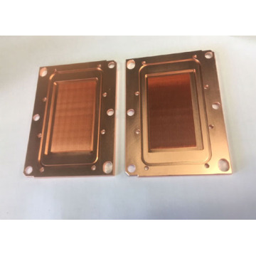 Sking Fin Copper Heat Sink