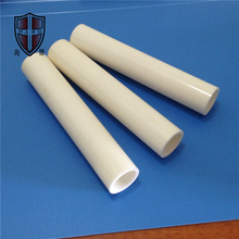 electronic industrial  zirconia alumina ceramic tube