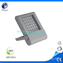 54W rectangle waterproof led flood light