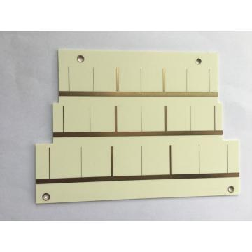 Single 1.6mm wite solder Koperbasis PCB