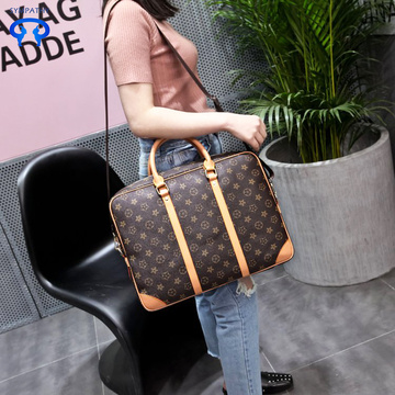 Waterproof travel bag ladies laptop bag