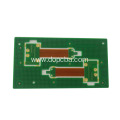 Black Double Sided Rigid Flex PCB Circuit Board