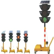 12V Solar Energy Signal Lamp Solar traffic lights