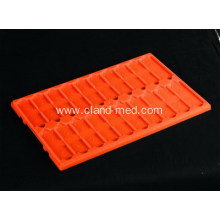 Plastic Microscope Slide Tray 20pcs