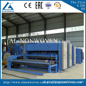 China most popular needle punching carpet machines with high quality