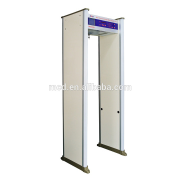 Guard Spirit walkthrough metal detector dengan truckle