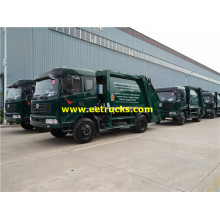 10000L 4x2 Compressed Waste Trucks