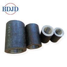 Hot-selling for Black Color Cold Forged Rebar Coupler,Reducer Rebar Coupler,Rebar Coupler Joint,Civil Engineering Products Rebar Coupler Manufacturers and Suppliers in China High Strength Reinforcing Black Color Rebar Coupler supply to United States Facto