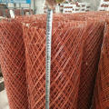 Small volume Expanded Metal Mesh