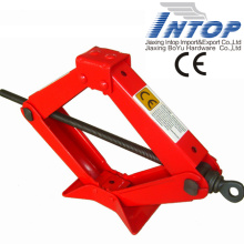 Vertical Hydraulic Jack Car Scissor Jacks 1.5ton