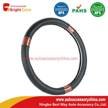 OEM manufacturer custom for Steering Wheel Cover Repair Auto Car Steering Wheel Cover export to Turkmenistan Exporter