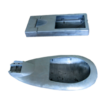 High Pressure Die Cast Die Casting Mold Lamp/Castings