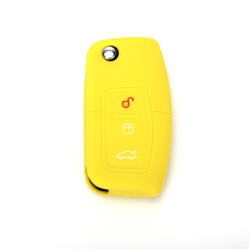 Ford folding 3 buttons key case