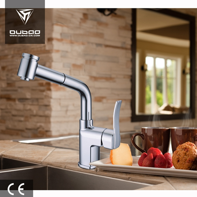 Pullout Kitchen Spray Tap Ob D18