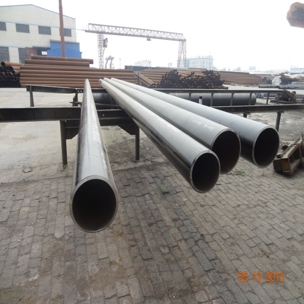 Steel pipe dimensions