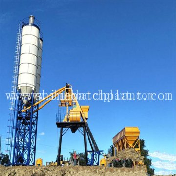 75 Wet Construction Concrete Batching Plant
