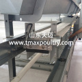 Egg Conveyor Belt For Chicken Farming Equipment