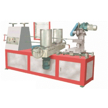 carton 100 type 2 head paper tube machine