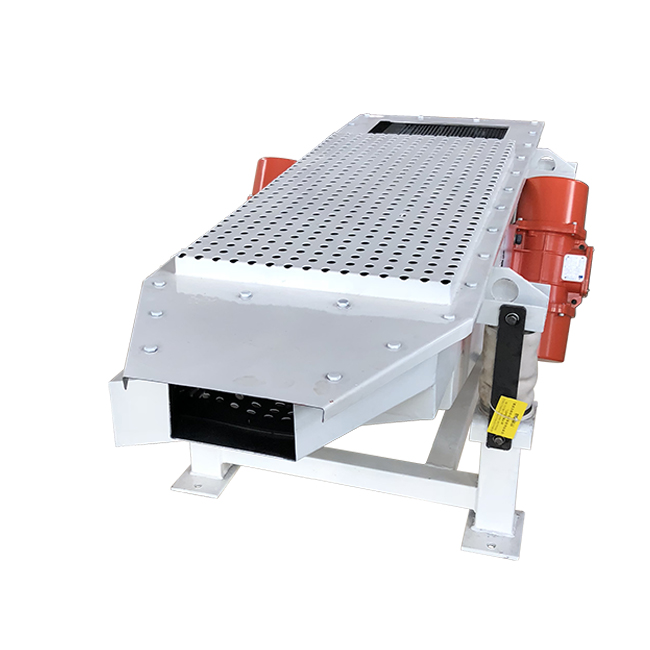 Hot Sale Linear Vibrating Screen