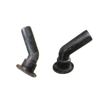 Ductile iron shaped  tube