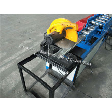 Semi-automatic Garage Door Strip Roll Foming Machine