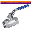 threaded end ball valve stainless steel 201 304 316