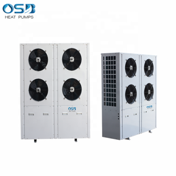 ISO Split Extremely EVI Heat Pump