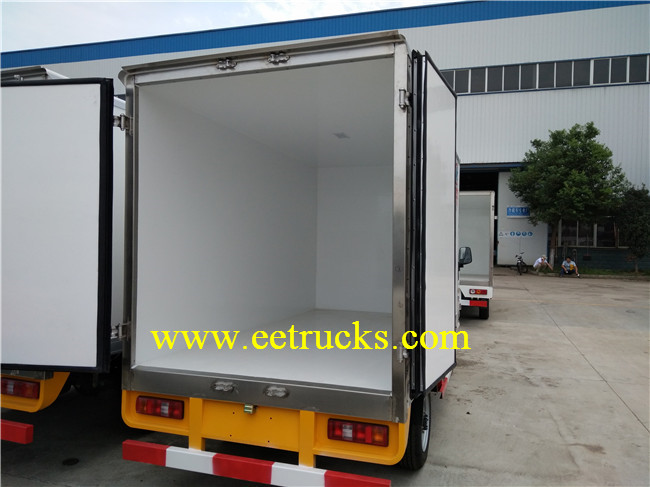 2 TON Refrigerated Trucks