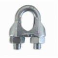 Din 741 Steel Wire Rope Clamp Clips