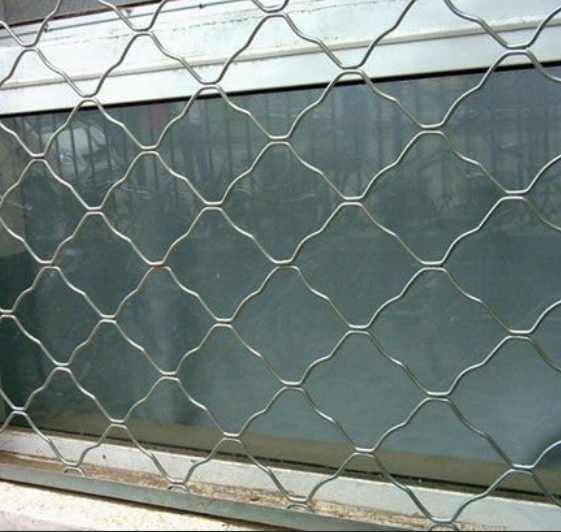 Decoration Guarding Expanded Metal Mesh