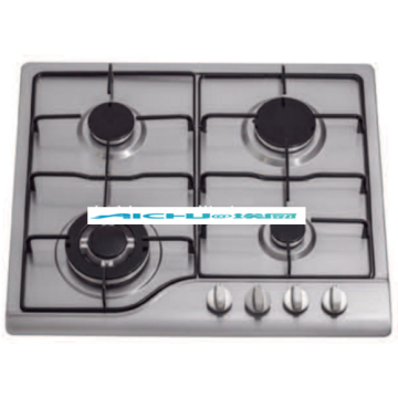 4 Burners New Design 304Stainless Steel Gas Stove