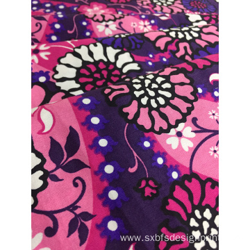 Cotton Jeanette 40S Printing Woven Fabric