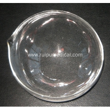 China supplier OEM for Reagent Bottle Amber Evaporating Dish Round Bottom with Spout export to Cote D'Ivoire Factories