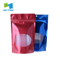 biodegradable valve coffee  tea bags