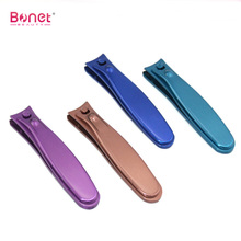 Fashionable bright beautiful Colorful titanium Nail Clipper