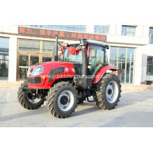 Customized for Agricultural Equipment Wheeled Tractor agricultural machinery in great quality control export to New Zealand Factories